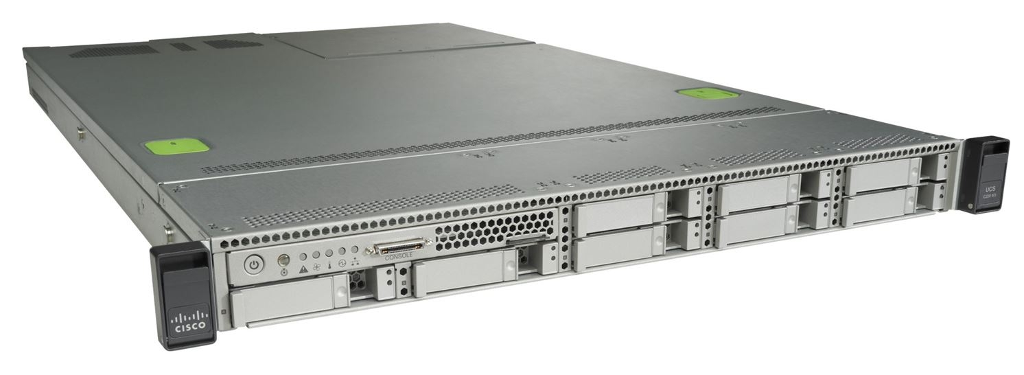 SERVER CISCO UCS C220 M3, 8-Core Processor E5-2650 v2, 2.6GHz, 20MB, 8.0GT/s QPI