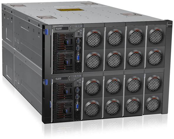 SERVER LENOVO System x3950 X6 E7-8860v3 (6241-GAA)